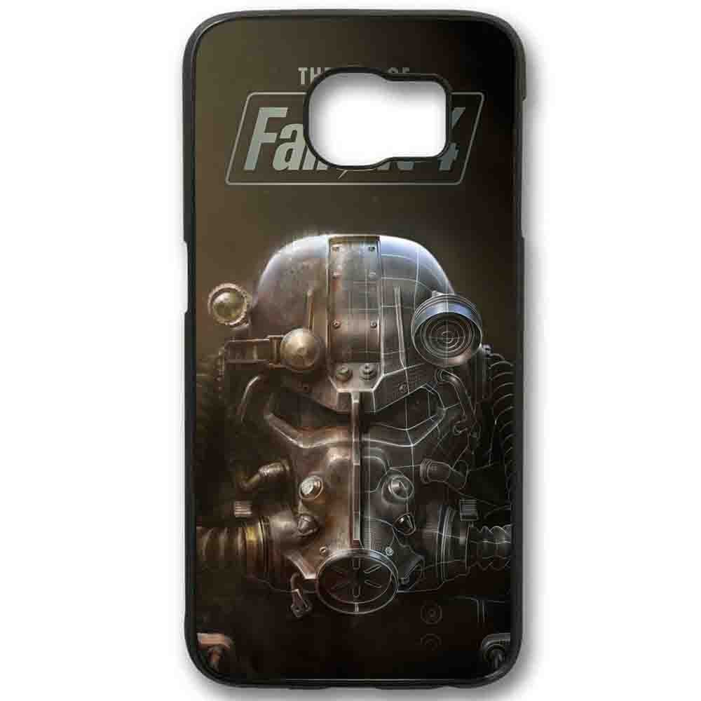 Ganma the art of fallout 4 cover game Case For Samsung Galaxy Case (Case For Samsung Galaxy S6 White)