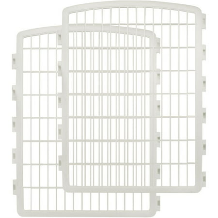 IRIS 2-Panel Add-On Kit for the 8-Panel Pet Pen