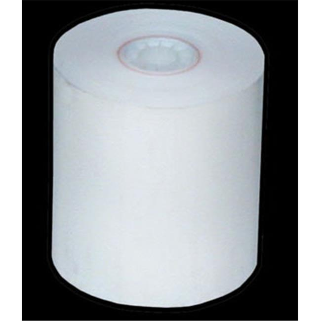 Adorable Supply T214150HY Thermal Paper Roll  White