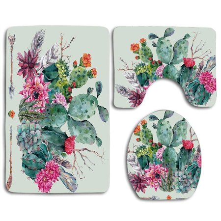 Chaplle Cactus Spring Garden Boho Style Bouquet Thorny