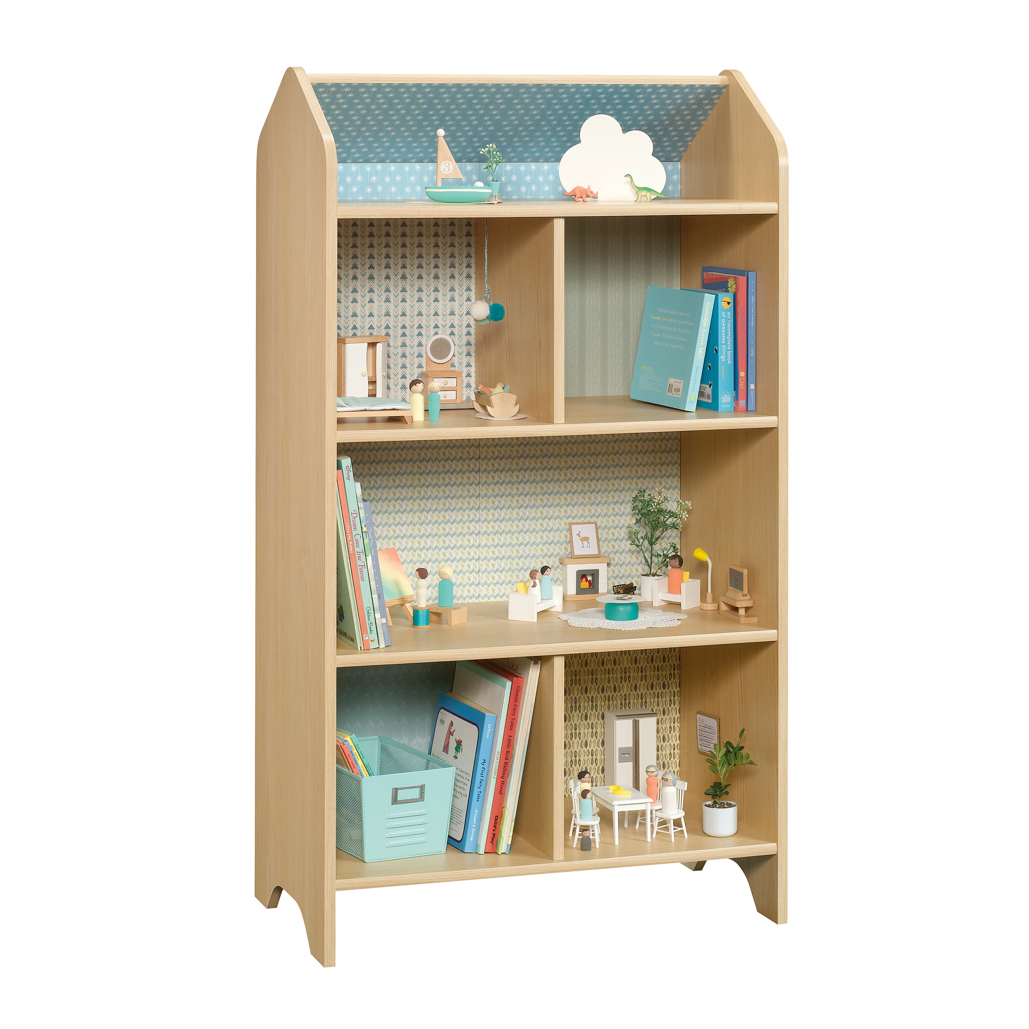 Better Homes & Gardens Cartwheel Dollhouse Bookcase