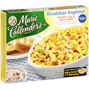 Marie Callenders Breakfast Anytime! Cheddar Egg & Bacon Bake 24 oz