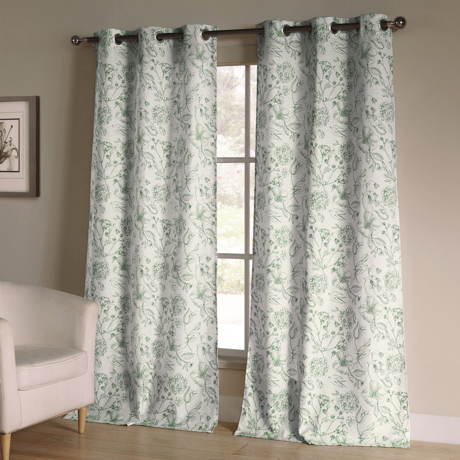 Duck River Mckayla Grommet Curtain Panel Pair