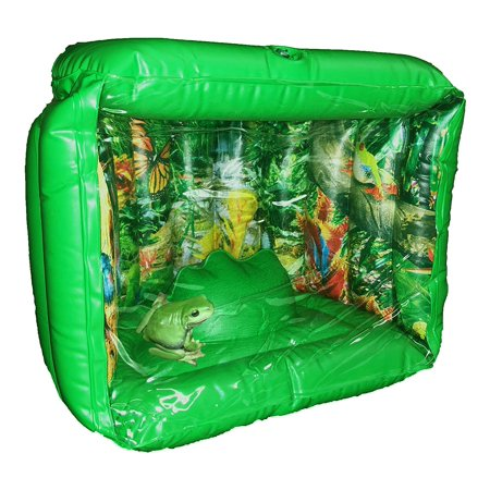 Inflatable Critter Cage Waterproof (Best Chinchilla Cage In The World)