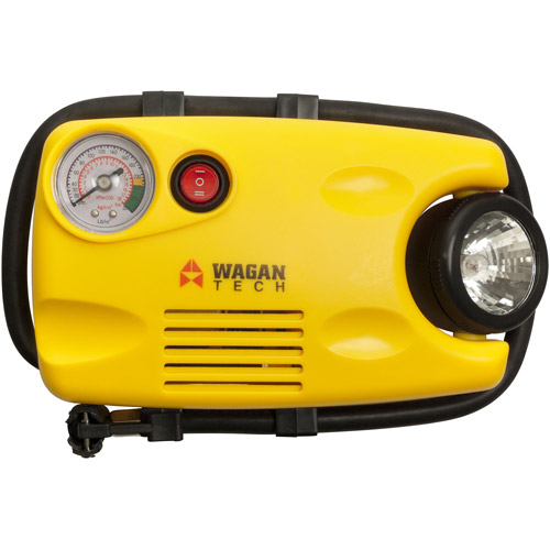 Wagan 3-in-1 275 PSI Air Compressor