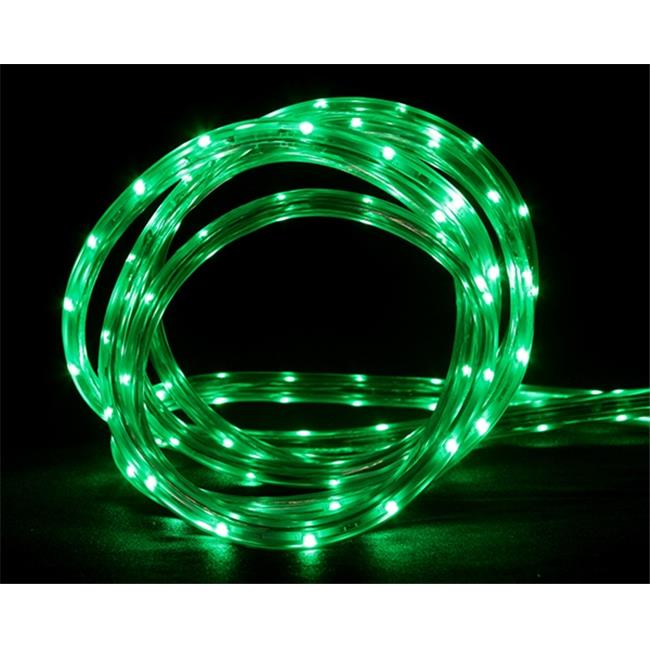 NorthLight 100 ft. Commercial Green LED Indoor & Outdoor Christmas Linear Tape Lighting