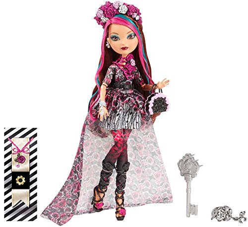 Spring Unsprung Briar Beauty Doll, Briar Beauty doll is spellbinding in her outfit from the Spring Unsprung movie By Ever After High