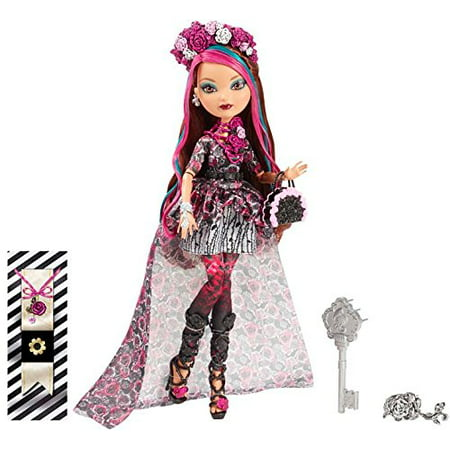Spring Unsprung Briar Beauty Doll, Briar Beauty doll is spellbinding in her outfit from the Spring Unsprung movie By Ever After High - Ever After High Kitty Cheshire