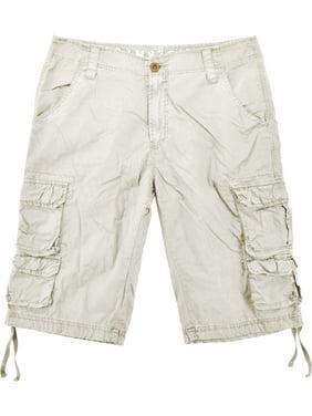 7d5e3201 Product Image Mens Military Cargo Shorts 818s-Black Size 30-42