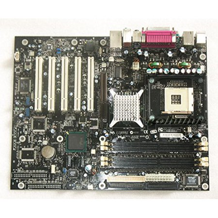 Intel D865Perl C27648 Desktop Board Motherboard Socket 478 With 865