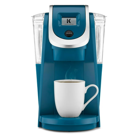 Keurig K200 Single-Serve K-Cup Pod Coffee Maker, Peacock Blue