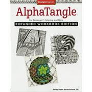 Design Originals-Alphatangle Expanded Workbook Edition