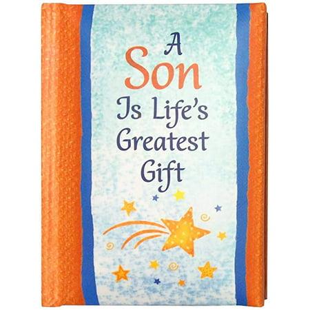 Blue Mountain Arts Little Keepsake Book: A Son Is Life's Greatest Gift Blue Mountain Arts