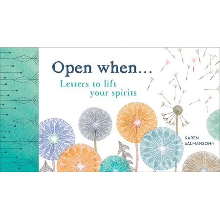 Open When : Letters to Lift Your - When Is Spirit Halloween Open