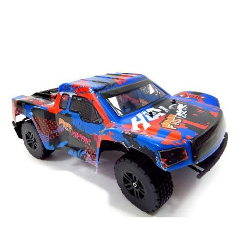 blue rhino rc remote control super fast racing car buggy vehicle great gift. Black Bedroom Furniture Sets. Home Design Ideas