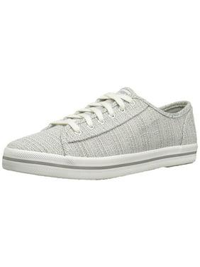 a90e9e055722 Product Image Keds Women's Kickstart Woven Fashion Sneaker,Light Gray,6.5 M  US
