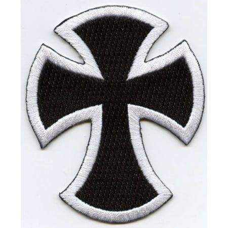 - Black/White Cross - 4