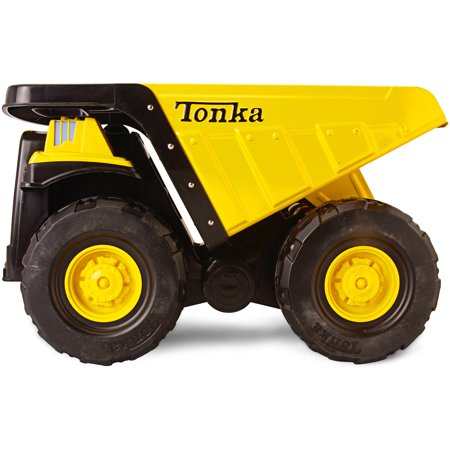 Funrise Toy Tonka Toughest Mighty Dump - Snow Plow Dump Truck