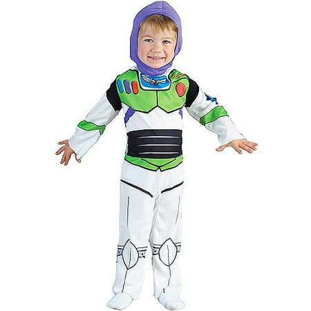 Toy Story Buzz Lightyear Toddler Halloween Costume](Buzz Lightyear Deluxe Costume)