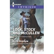 Lock, Stock and McCullen - eBook