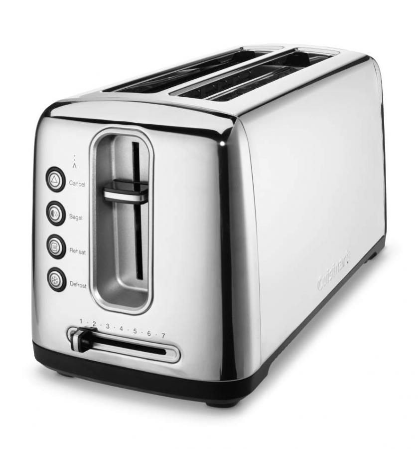 Cuisinart The Bakery Artisan Bread 2 Slice Toaster Walmart