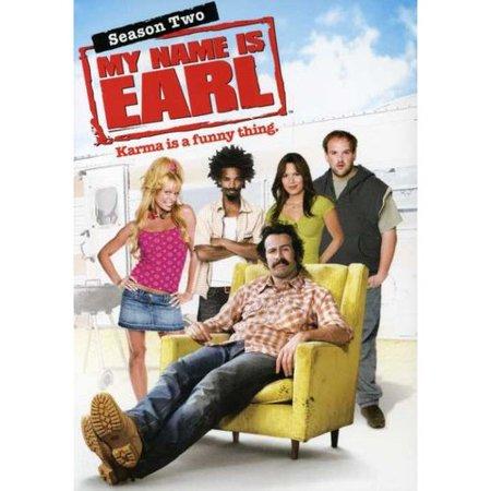 My Name Is Earl  Season Two  Widescreen