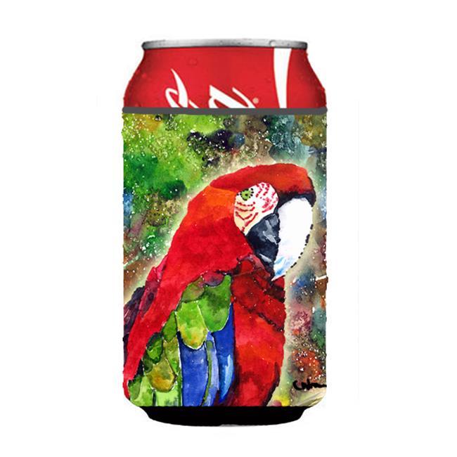 Carolines Treasures 8606CC Bird - Parrot Can or Bottle  Hugger - image 1 de 1
