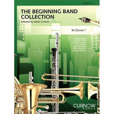 The Beginning Band Collection, Clarinet