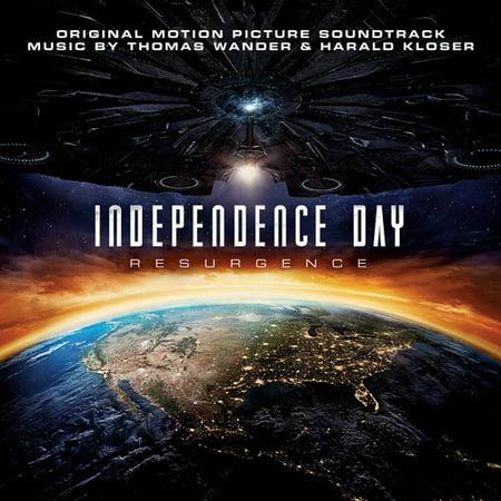 Independence Day: Resurgence Soundtrack (Halloween 4 Full Soundtrack)
