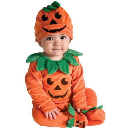 Pumpkin Infant Halloween - Pumpkin Dog Halloween Costumes Uk