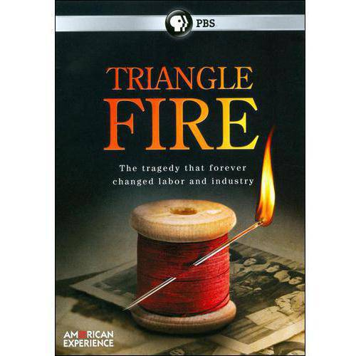 American Experience: Triangle Fire by NATIONAL AMUSEMENT INC.