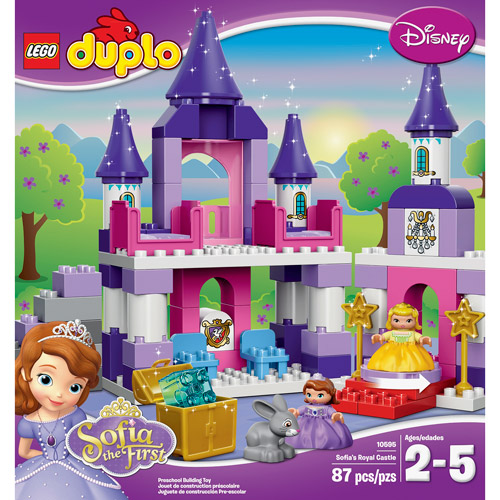 LEGO DUPLO Sofia the First Sofia the First Royal Castle