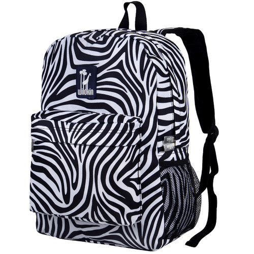 Wildkin Zebra Crackerjack Backpack