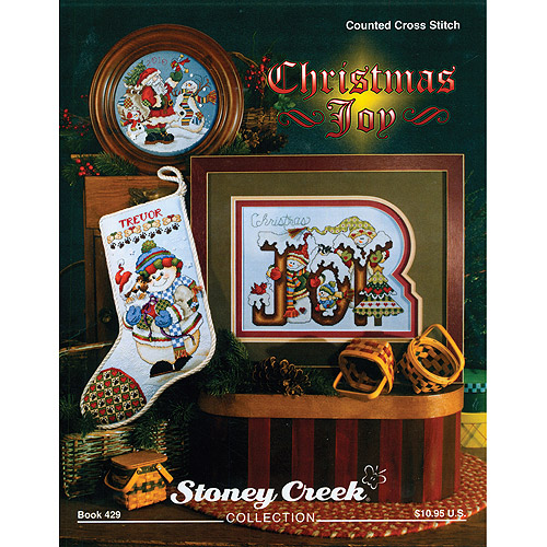 Stoney Creek Christmas Joy Book Multi-Colored