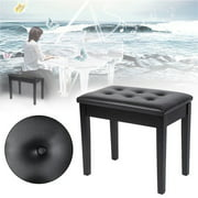 Yamaha - BB1 Black Piano Style Bench
