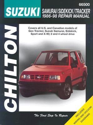chilton s total car care repair manuals suzuki samurai sidekick rh walmart com Haynes Auto Repair Manuals Eve Chilton