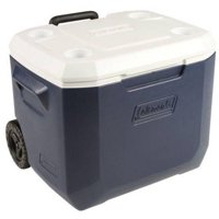 Coleman Xtreme 50-Quart Wheeled Cooler with Jug