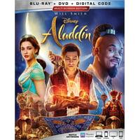 Aladdin (Live Action) (Blu-ray + DVD + Digital Copy)
