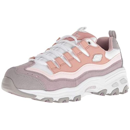 Skechers Women's D'Lites Sure Thing Sneaker