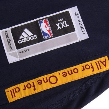 5faedc9de Men s adidas Kyrie Irving Navy Cleveland Cavaliers Player Swingman  Alternate Jersey - Walmart.com