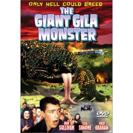 The Giant Gila Monster (DVD) (Best Gay Tv Couples)