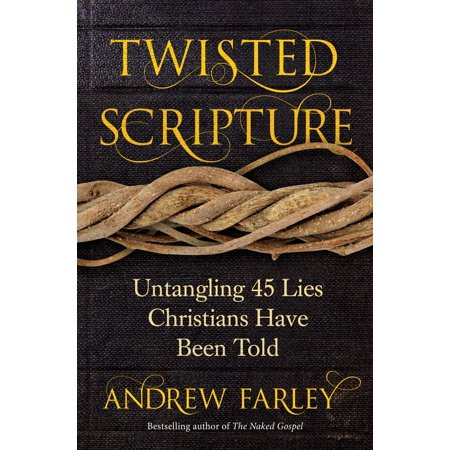 Andrew Christian Boxers (Twisted Scripture : Untangling 45 Lies Christians Have Been Told )