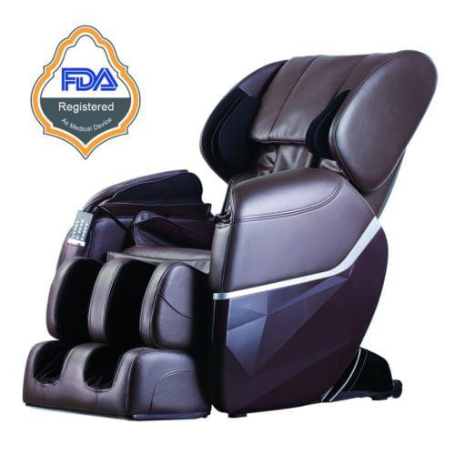 BestMassage Electric Full Body Massage Chair Recliner Zero Gravity w/Heat 77