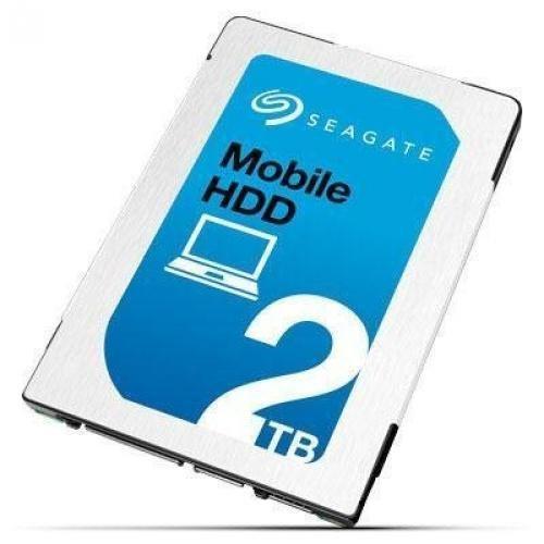 """Seagate 2 Tb 2.5"""" Internal Hard Drive - Sata - 5400 - 32 Mb Buffer (st2000lm007)"""