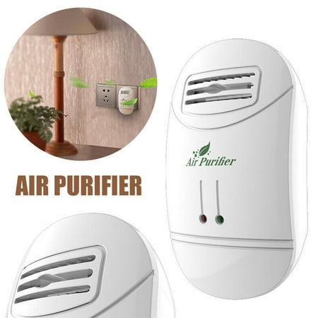 Mini Air Purifier Negative Ionizer Diffuser for Formaldehyde Second-hand