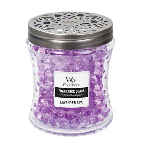 LAVENDER SPA WoodWick Fragrance Beads Room Diffuser ()