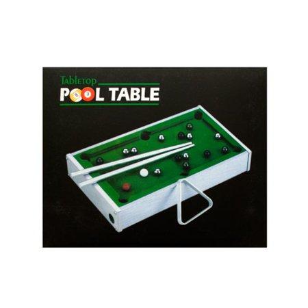 Bulk Buys OD797-2 Mini Tabletop Pool Table