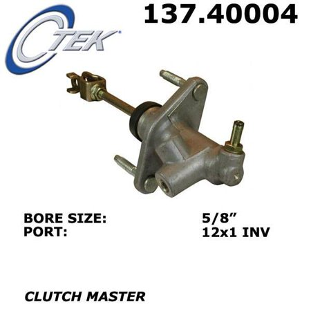 OE Replacement for 1992-1996 Honda Prelude Clutch Master Cylinder (S / SE / Si / Si 4WS /
