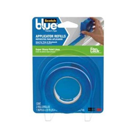 3M COMPANY 2093EL-RF 1x30YD Edge Paint Tape (Best Tape To Paint Over)
