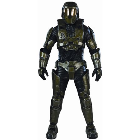 Halo Master Chief Collector's Adult Halloween Costume - Halo Covenant Costumes